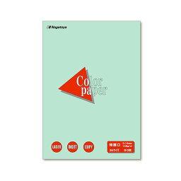 【送料無料】(まとめ) 長門屋商店 Color Paper B4 特厚口 浅黄 ナ-2411 1冊(50枚) 【×30セット】