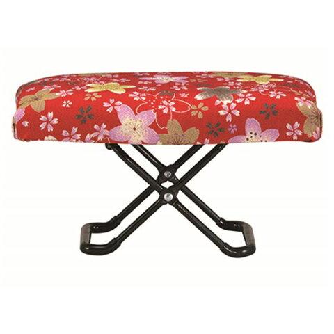 玲 -れい- 正座椅子 (巾着袋付き) 桜 ゆったりサイズ RY-01