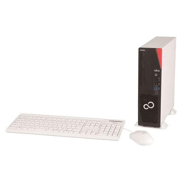 パソコン, デスクトップPC FUJITSU D7010FX Core i5-105004GB500GBSWin10 Pro64bitOffice Home Business 2019 FMVD5001VP