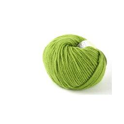 (まとめ)毛糸ままあむ#61 ライトグリーン【×30セット】