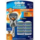 Gillette Fusion PROGLIDE ジレット