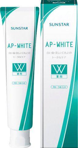 薬用APホワイト フローラルミント 110G×80点 【20743】:ワールドデポ
