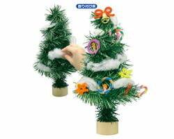 クリスマスツリー作り 03114884-001【03114884-001】[4521718024608]