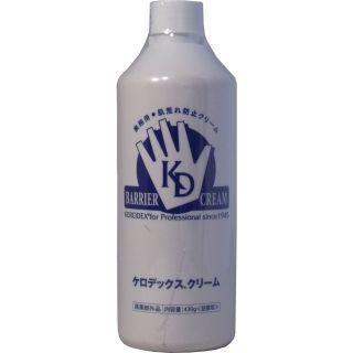 ケロデックスクリーム ポンプタイプ 詰替用 430g 単品1個【4958089000779】