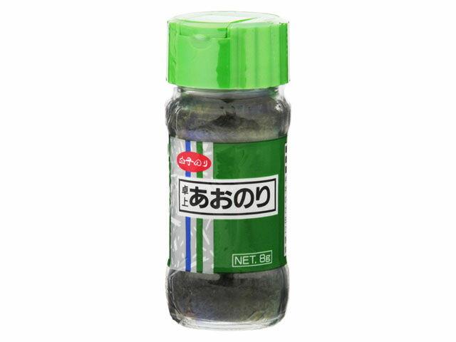 白子のり卓上青のり瓶8gx6s【49588903】
