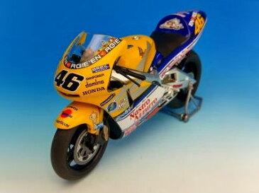 特別販売 ツインリンクもてぎ限定 HONDA NSR500 2001 V. Rossi (Nastro Azzuro) 日本GP仕様 特別販売 ツインリンクもてぎ限定 HONDA NSR500 2001【TRM12001VR】