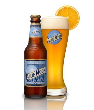 【送料無料】ブルームーン 355mlボトル×24本セット販売 ケース販売 BLUEMOON 瓶 ホワイトビール 白ビール ホワイトビアー WHITE BEER 輸入ビール【459993】