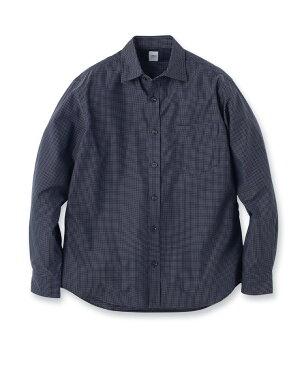 TAKEO KIKUCHI(タケオキクチ)刺し子ドットシャツ [ メンズ トップス シャツ ドット スタンダード ]