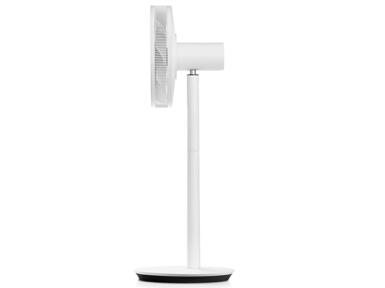 バルミューダ省エネ静音リビング扇風機TheGreenFan(グリーンファン)|EGF-1600-WK(ホワイト×ブラック)