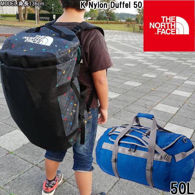 6cf02e13cf12 ザ ノースフェイス THE NORTH FACE 林間学校やサマーキャンプの移動に適した、背負えるダッフルバッグです。