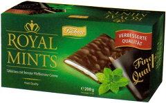 ミントクリームとビターチョコのマッチング!ベーメ ロイヤルミントチョコレート