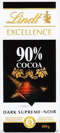リンツ『エクセレンス 90%カカオ』