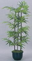 【送料無料】《アートグリーン》《人工観葉植物》光触媒光の楽園黒竹1.0
