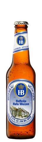 送料無料】ドイツビールセットホフブロイ ヘーフェヴァイツェン330ml×24本送料無料 ドイツビール 輸入ビール 白ビール 正規輸入品