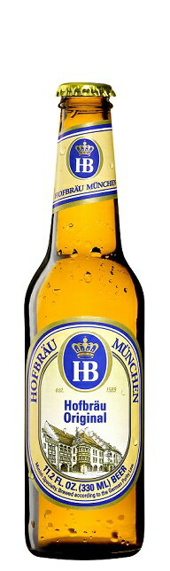 ホフブロイオリジナルラガー330ml×24本送料無料ドイツビール輸入ビール