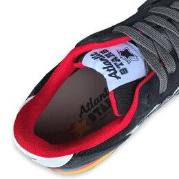 【2018-19秋冬新作】アトランティックスターズ/AtlanticSTARSメンズスニーカーANTARESAB89C(ブラック/ダークネイビー)シューズ/靴/大きいサイズ-s