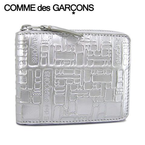 財布・ケース, メンズ財布 2021-22 COMME des GARCONS 2 SA7100EG SILVER