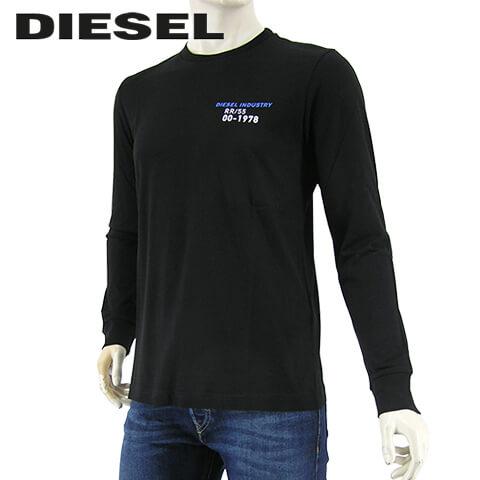 トップス, Tシャツ・カットソー 2021-22 DIESEL T T DIEGO LS K25 A02975 0GRAI (9XX) T-tas
