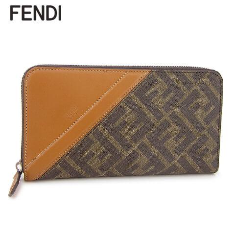 財布・ケース, メンズ財布 FENDI 7M0210 AFB4 (TAB.MRCUOIOPALLF1DZA) FFSL