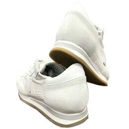 【ポイント最大43倍!】【2019春夏新作】フィリップモデル/PHILIPPEMODELメンズスニーカーTRLU1101(ホワイト)シューズ/靴/大きいサイズ-s
