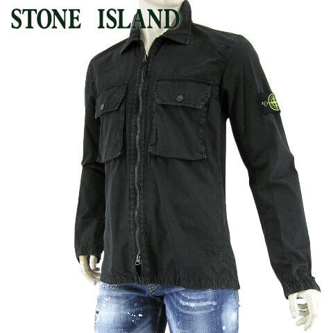 トップス, カジュアルシャツ 2021-22 STONE ISLAND 7515113WN (V0129) -tas
