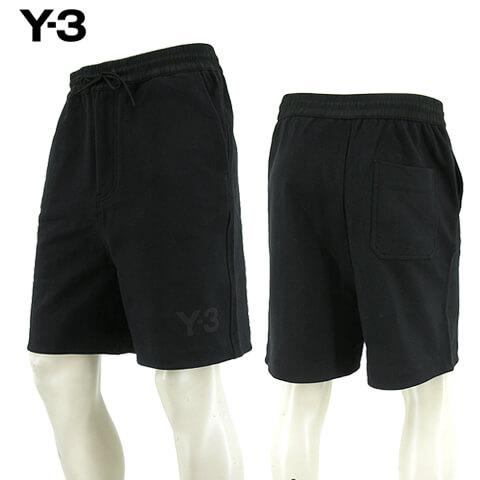 メンズファッション, ズボン・パンツ 2021 Y-3 M CLASSIC TERRY SHORTS FN3394 (BLACK) M adidasYohji Yamamoto-bs