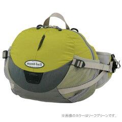 送料無料/モンベル サイクール ランバーパック 5 シルバー(SV)モンベル サイクール ランバーパ...