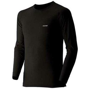 モンベル ジオライン L.W. ラウンドネックシャツ Men's 【自転車】【ウェア】【インナ…