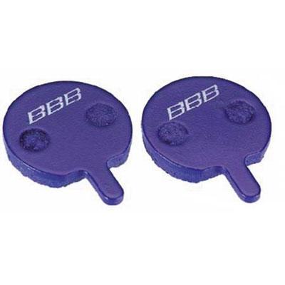 【M便】BBB ディスクストップ 適合:ヘイズ SOLE ハイドロリック 2枚1組