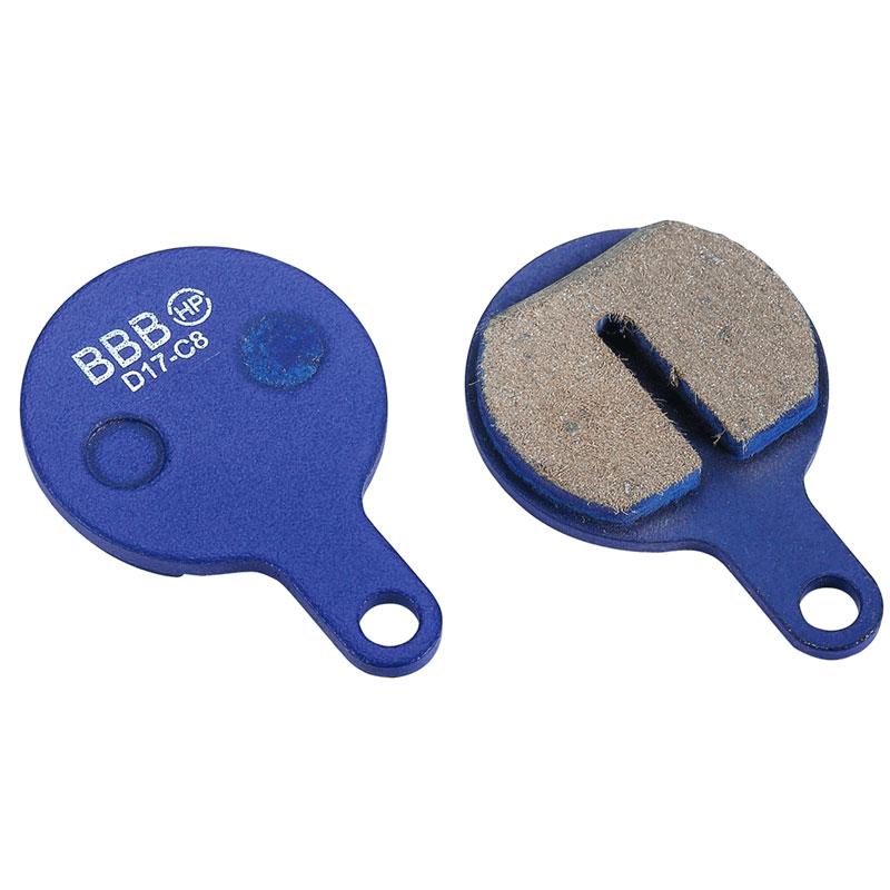 【M便】BBB ディスクストップ 適合:TEKTRO IOX、LYRAメカニカル 2枚1組