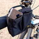 Filter BD-1 フレームカバー専用ポーチ ブラック 【自転車】【小径車パーツ】【BD-1/ブロンプトンオプションパーツ】