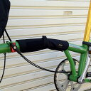 Filter Brompton用フレームカバー ブラック 【自転車】【小径車パーツ】【BD-1/ブロンプトンオプションパーツ】