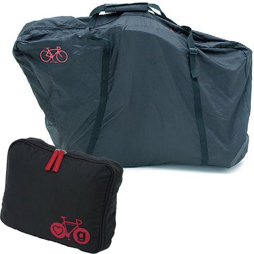 自転車用アクセサリー, 輪行バッグ