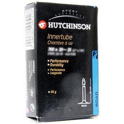 ハッチンソン 650×20-25 仏式(48mm) ロード スタンダード ブチルチューブ【自転車】【ロードレーサーパーツ】