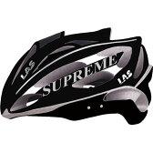 ラス SUPREME ブラック ヘルメット