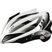 ラス VICTORY ホワイト/ブラック ヘルメット