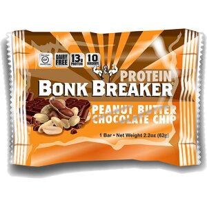 ボンクブレーカー ピーナッツバター&チョコ プロテイン 1箱 62g×12個入り