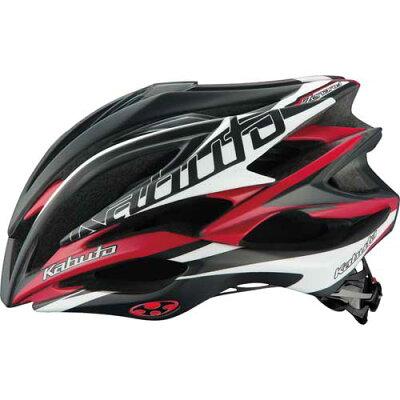 OGKカブトゼナードパワーマットレッドヘルメット