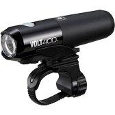 キャットアイ ボルト400(HL-EL461RC) ヘッドライト USB充電