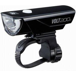 キャットアイ HL-EL151RC ボルト200 ヘッドライト USB充電 ブラック