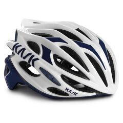 KASK MOJITO ホワイト/ネイビーブルー ヘルメット