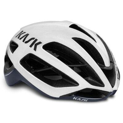KASKPROTONEホワイト/ネイビーブルーヘルメット