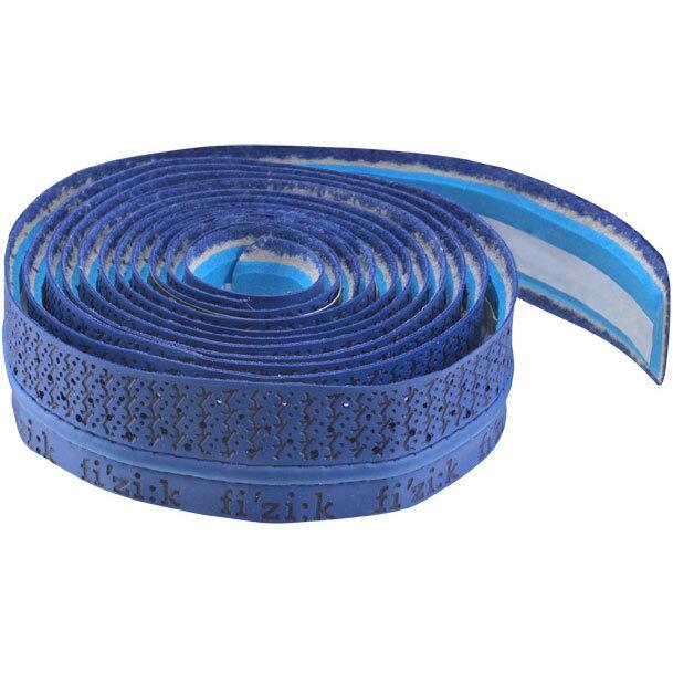 【特急】フィジーク Bar Tape (パフォーマンス) タッキーロゴ入り(3mm) ブルー バーテープ