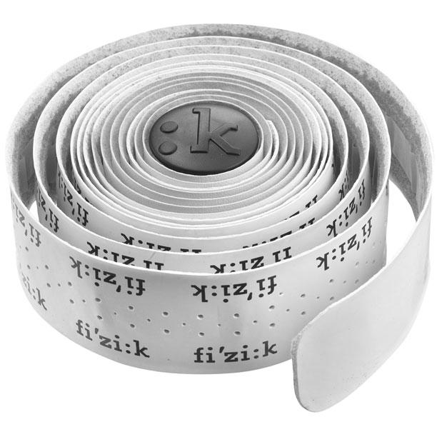 【特急】フィジーク Bar Tape (スーパーライト) クラシックスプリット(2mm) タッキーホワイト バーテープ