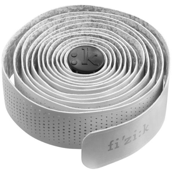 【特急】フィジーク Bar Tape (エンデュランス) タッキー(2.5mm厚) ホワイト バーテープ