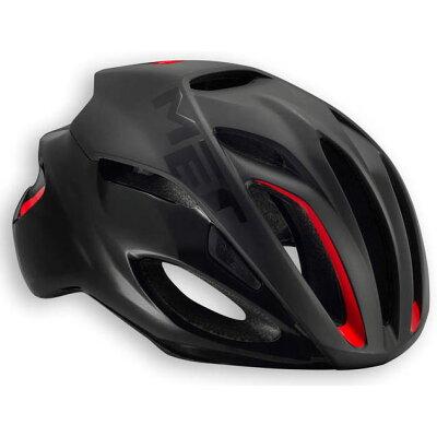 メットリヴァーレHESマットブラックヘルメット