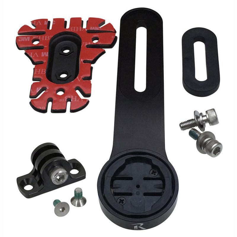 レックマウント Type3-2 REC-B013-GM+GP Garmin用+下部アダプター インテグレーテッドハンドルバー用