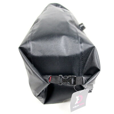 レベレイトデザインテラピンサドルバッグブラック【自転車】【バッグ】【サドルバッグ】