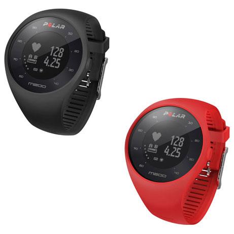 【現品特価】ポラール M200 GPS リストバンド型 心拍計 活動量計