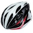 シマノカーマー DITRO(ディトロ) ホワイト/ブラック/レッド ヘルメット